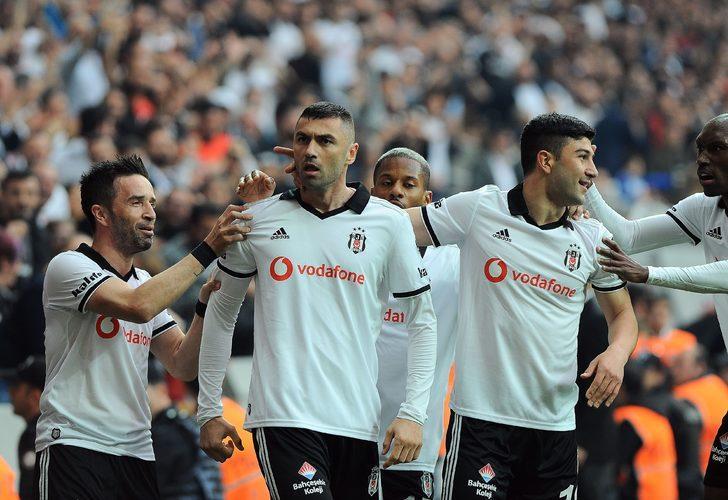 Beşiktaş'tan derbiye 'farklı' hazırlık!