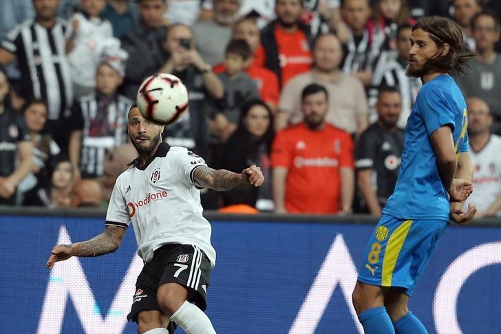 Ricardo Quaresma ve Loris Karius Ankaragücü maçını değerlendirdi