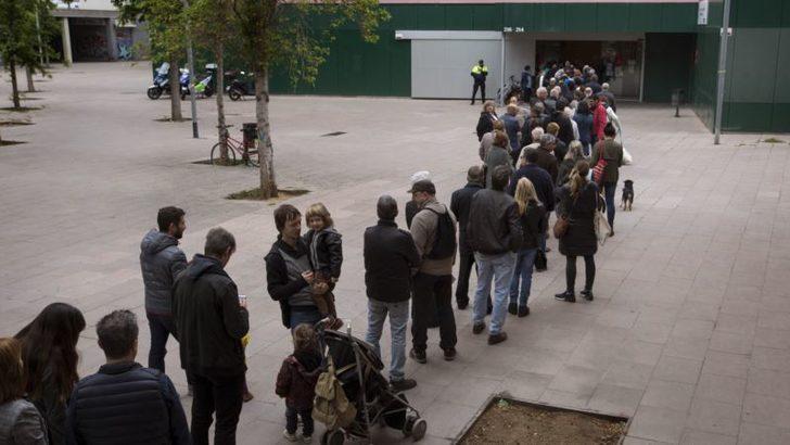 İspanya'da Sosyalist Parti Seçimden Birinci Çıktı