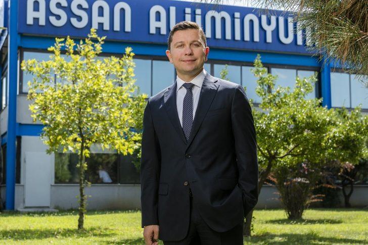 Assan Alüminyum'un fabrikası resim galerisine dönüştü