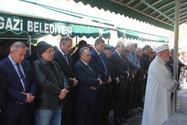 CEHA Büro Mobilyaları Yönetim Kurulu Başkanı Çetin Şen'in annesi vefat etti