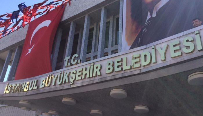 İBB binasına 'T.C.' ibaresi eklendi