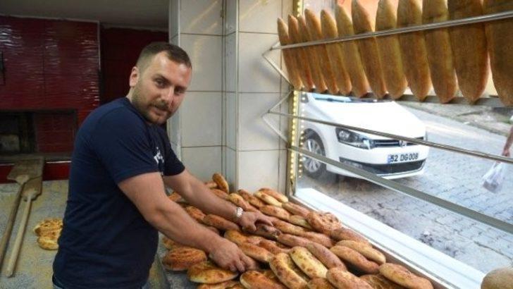 Fatsa'da Ramazan pidesi fiyatları açıklandı