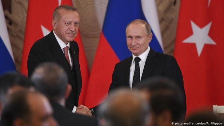 Erdoğan İdlib için Moskova'ya gidiyor