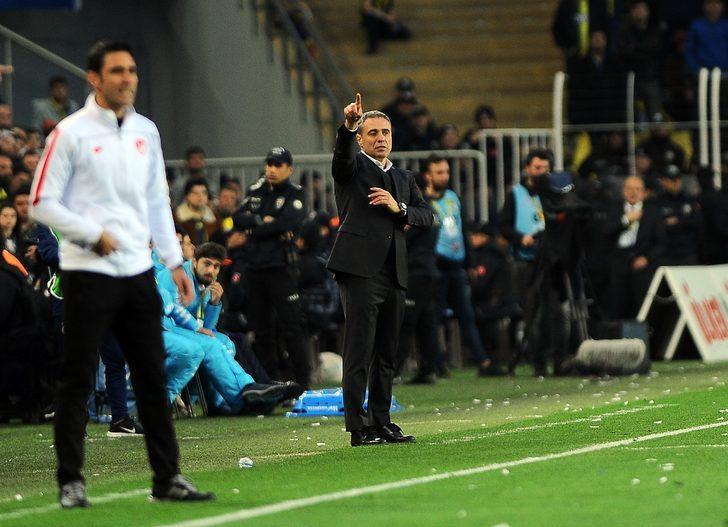 Ersun Yanal'dan Fenerbahçe iddiası