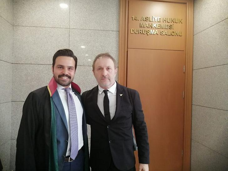 Hürser Tekinoktay, Beşiktaş'a mahkeme kararıyla başkan adayı oluyor