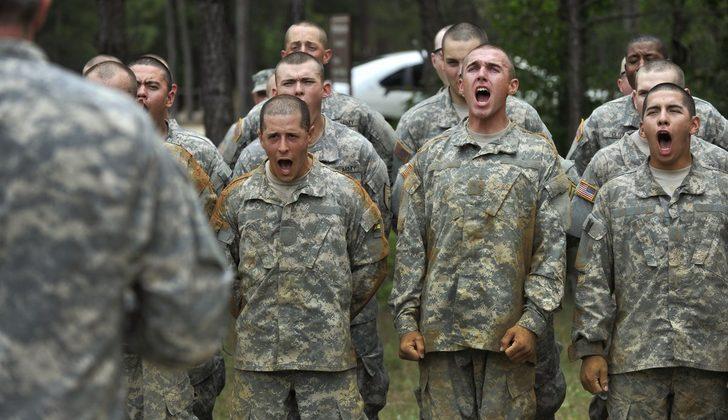ABD ordusundaki cinsel tacizler arttı