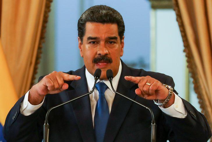 Nicolas Maduro: Kesilmesi gereken kafaları keseceğiz!