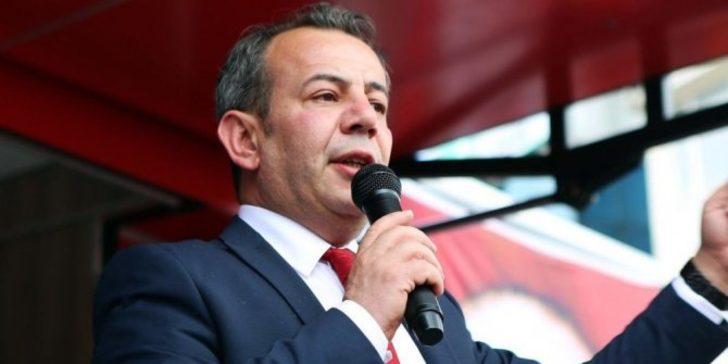 Bolu Belediye Başkanı Tanju Özcan'a soruşturma!