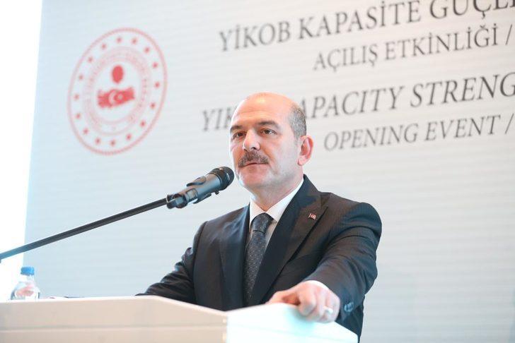 Bakan Soylu: Karanlıkta kalan 5 bin suç aydınlatıldı