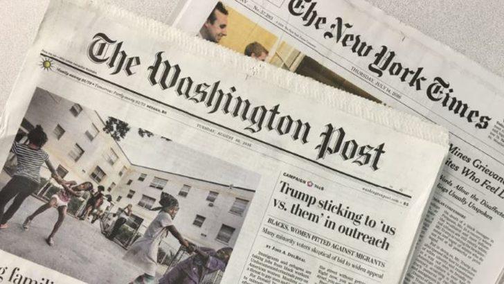 3 Aralık Amerikan Basınından Özetler
