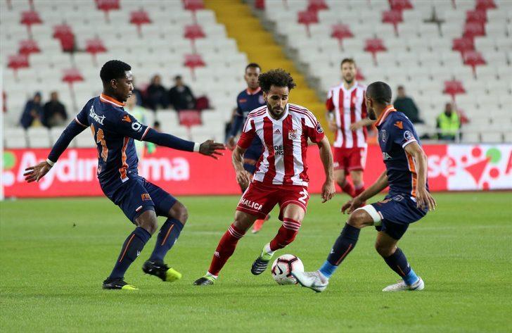 Sivasspor 0 - 0 Başakşehir