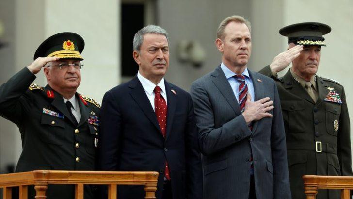 ABD Türkiye'yi F-35 Programından Çıkarma Sürecini Başlattı