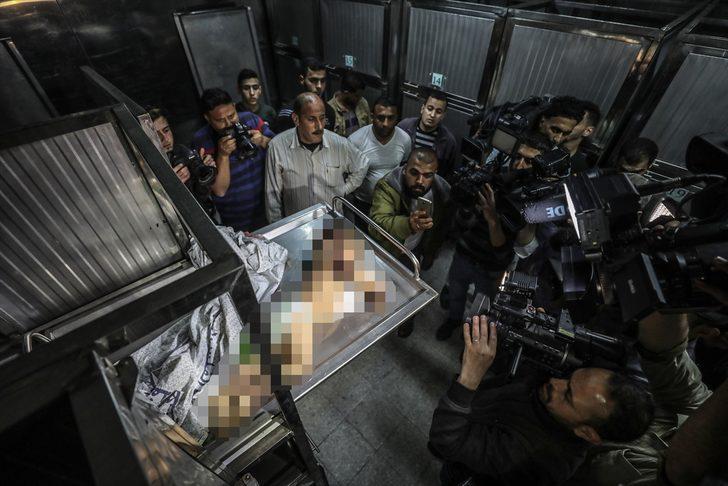İsrail 14 aylık Saba bebeği katletti