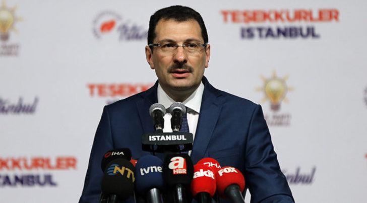 AK Partili Ali İhsan Yavuz'dan İstanbul seçimleriyle ilgili açıklama
