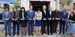UCİM Erzurum Temsilciliği çocuk makasları ile açıldı