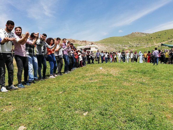 """Mardin'de 8 bin yıllık gelenek: """"Bilali Şenlikleri"""""""