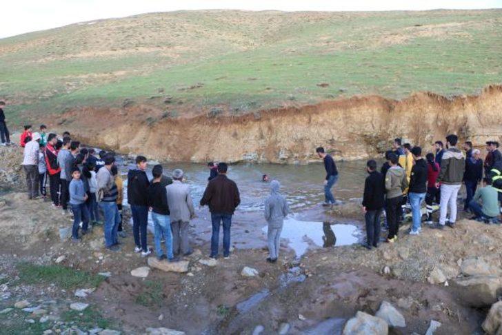 Hakkari'de acı olay: İki kuzen gölette boğuldu