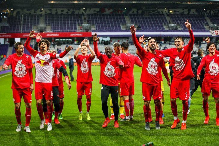 Austria Wien 1 - 2 Salzburg