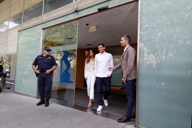 Kalp krizi geçiren Iker Casillas taburcu edildi