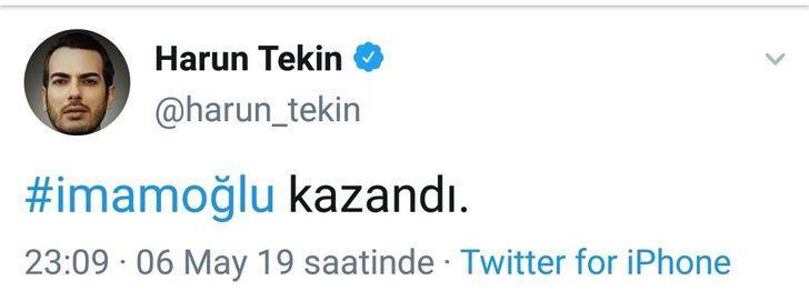 HARUN TEKİN
