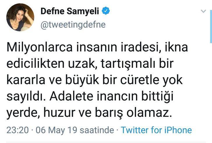 DEFNE SAMYELİ