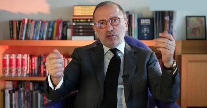 Fatih Altaylı: 'Bunları duydukça Fenerbahçeli olasım geliyor'