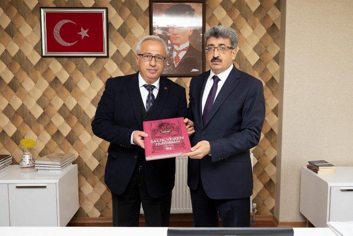 Vali Bilmez'den kamu kurum ve kuruluşlarına ziyaret