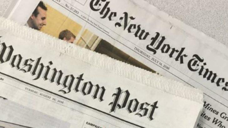 YSK Kararı ABD Basınında Geniş Yer Buldu