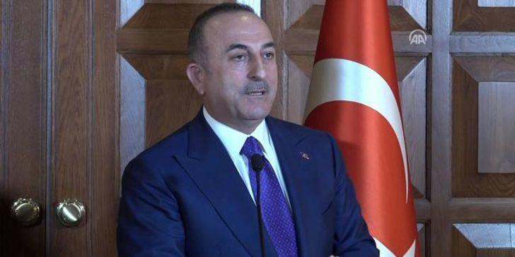 Bakan Çavuşoğlu: Türkiye sadece güvenli bölgede kalan DEAŞ'lılardan sorumlu
