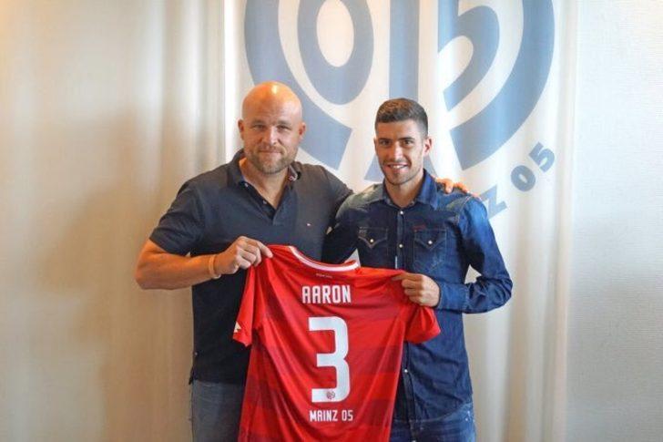 Aaron Martin - Espanyol > Mainz | BONSERVİS BEDELİ: 6 milyon Euro