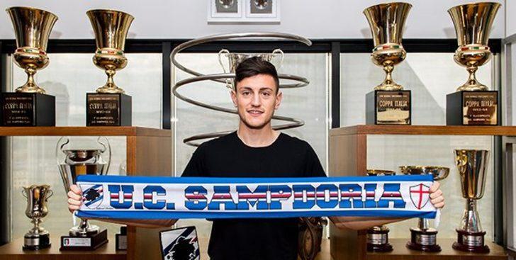 Alex Ferrari - Bologna > Sampdoria | BONSERVİS BEDELİ: 4.5 milyon Euro
