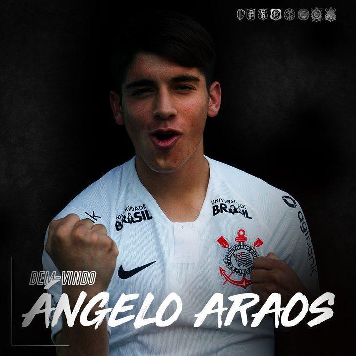 Angelo Araos > Universidad de Chile > Corinthians | BONSERVİS BEDELİ: 4.4 milyon Euro