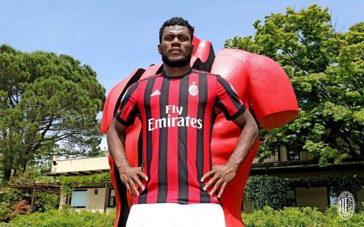 Franck Kessie - Atalanta > Milan | BONSERVİS BEDELİ: 24 milyon Euro