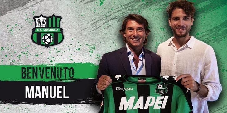 Manuel Locatelli - Milan > Sassuolo | BONSERVİS BEDELİ: 10 milyon Euro
