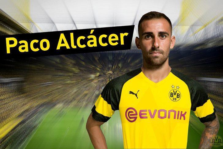 Paco Alcacer - Barcelona > Borussia Dortmund | BONSERVİS BEDELİ: 23 milyon Euro