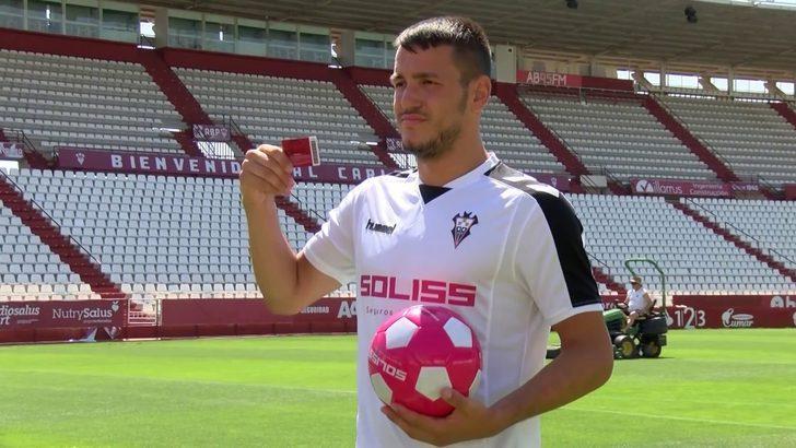 Rey Manaj - Inter > Albacete | BONSERVİS BEDELİ: 2 milyon Euro