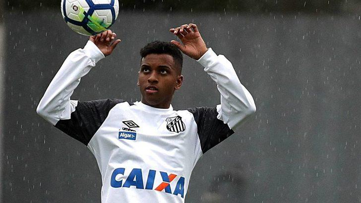 Rodrygo - Santos > Real Madrid | BONSERVİS BEDELİ: 45 milyon Euro