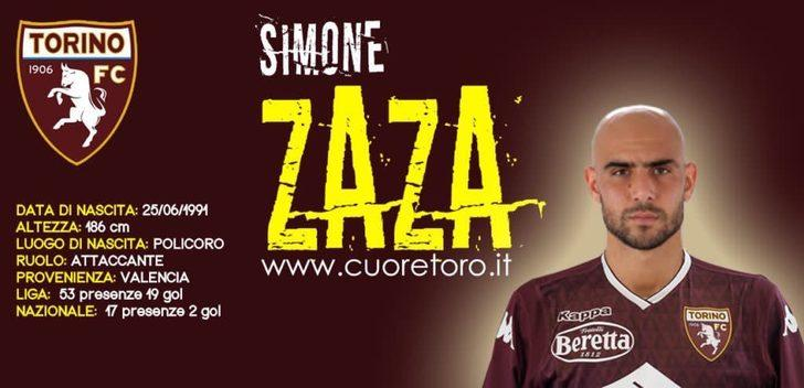 Simone Zaza - Valencia > Torino | BONSERVİS BEDELİ: 12 milyon Euro