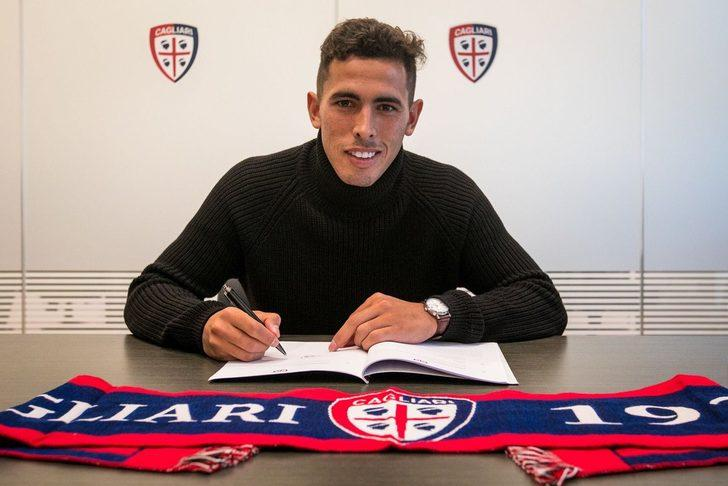 Christian Oliva - Nacional > Cagliari | BONSERVİS BEDELİ: 5 milyon Euro