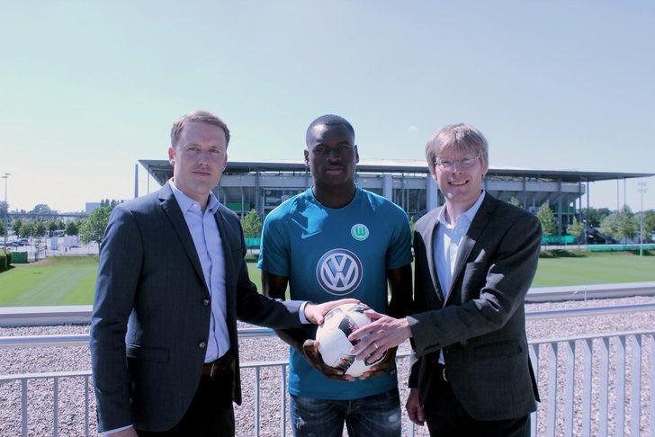 Landry Dimata - Wolfsburg > Anderlecht | BONSERVİS BEDELİ: 5 milyon Euro