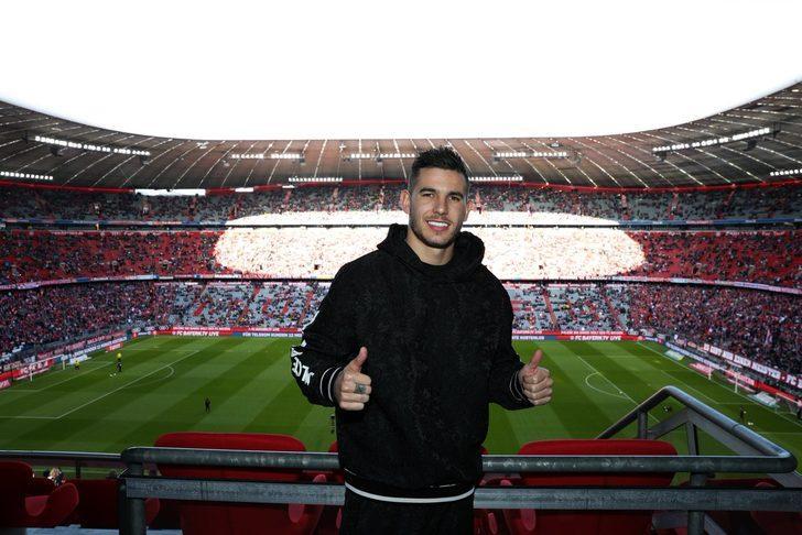 Lucas Hernandez - Atletico Madrid > Bayern Münih | BONSERVİS BEDELİ: 80 milyon Euro