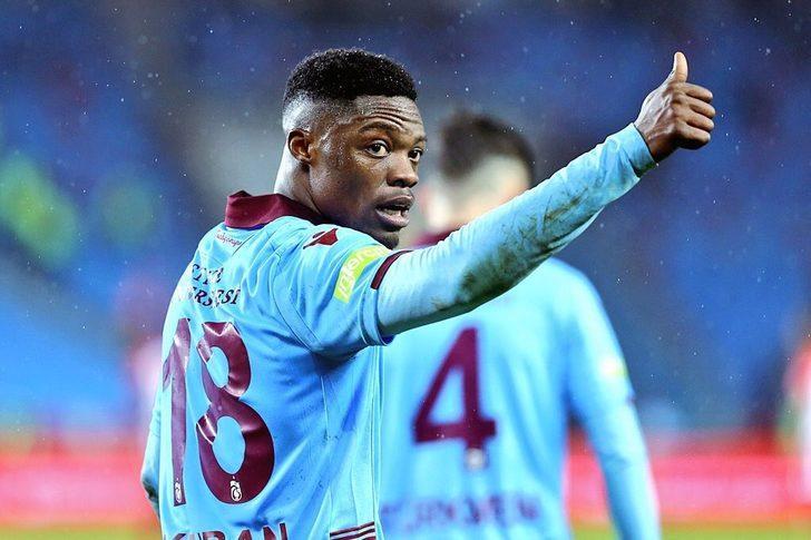 Caleb Ekuban - Leeds United > Trabzonspor | BONSERVİS BEDELİ: 1 milyon Euro