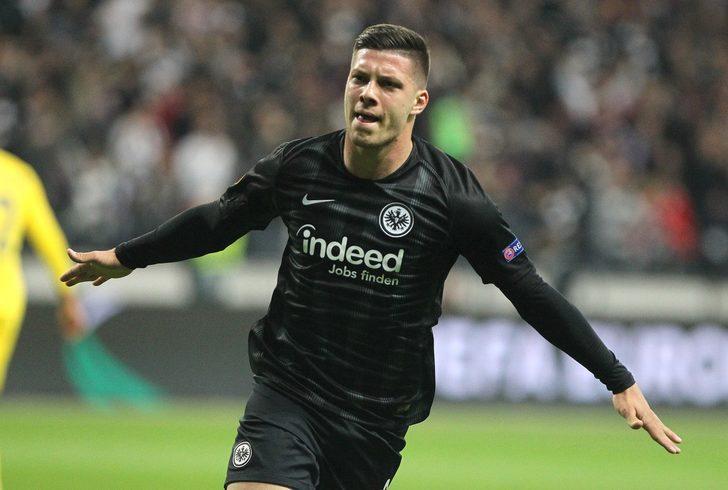 Luka Jovic - Benfica > Eintracht Frankfurt | BONSERVİS BEDELİ: 7 milyon Euro