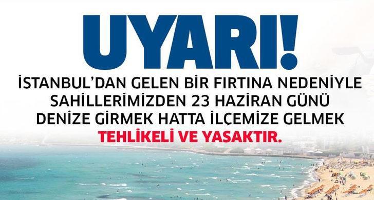 Belediyelerden 23 Haziran İstanbul seçimleri için flaş karar