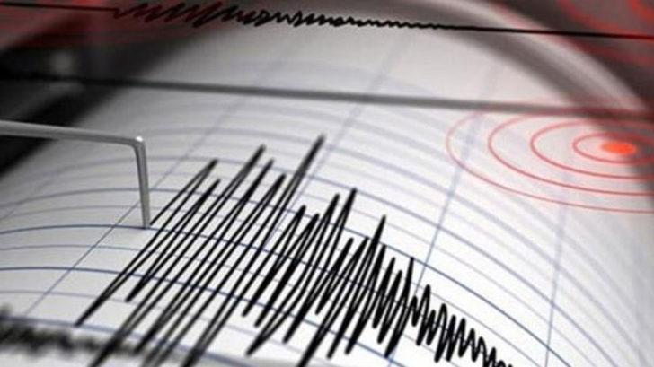 Tekirdağ'da deprem!