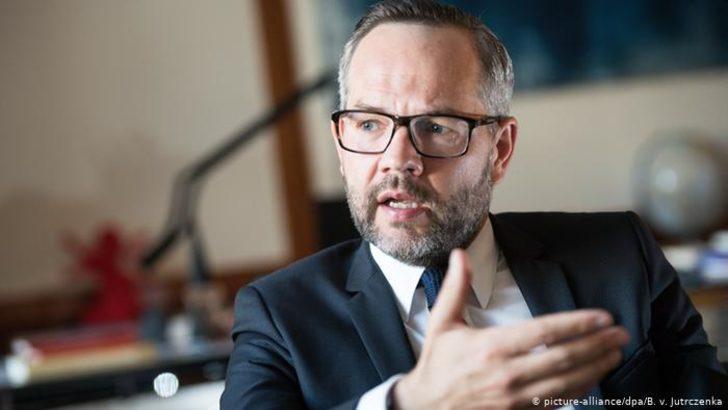 """Almanya'dan Türkiye'ye """"Kavala'nın tutukluluğuna son ver"""" çağrısı"""