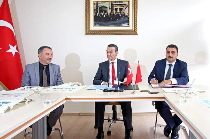Çerkezköy Milli Eğitim Müdürlüğünden çevre dostu örnek proje