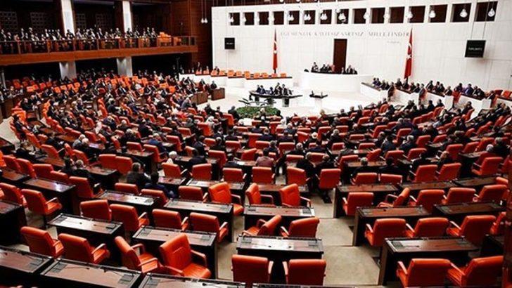 20 milletvekiline ait 31 dokunulmazlık dosyası Meclis'te