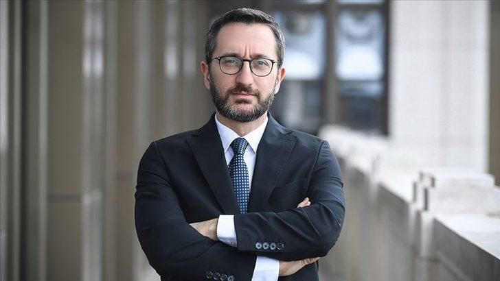 Fahrettin Altun'dan sert tepki: Halk iradesinin sansüre maruz kalması kabul edilemez